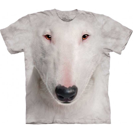 Bull Terrier Face T-Shirt