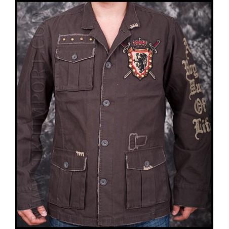 Equestrian Jacket Men Rebel Spirit
