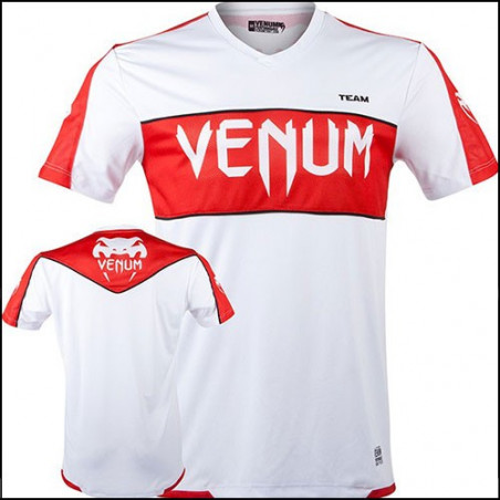 Competitor Ice-Red T-Shirt Men Venum