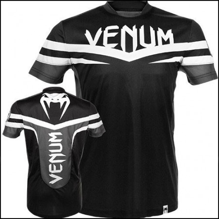 Sharp Black-Ice T-Shirt Men Venum