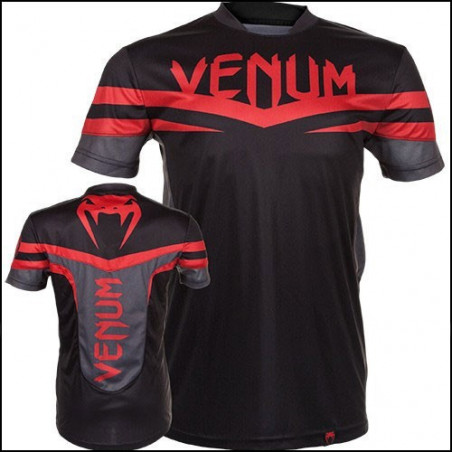 Sharp Red Devil T-Shirt Men Venum