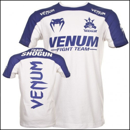 Shogun Team White-Blue T-Shirt Men Venum