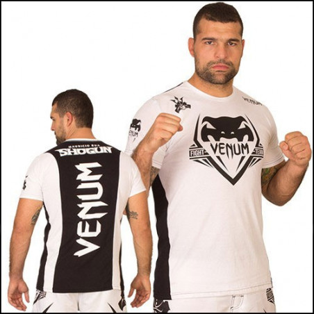 Shogun Team Shockwave Ice-Black T-Shirt Men Venum