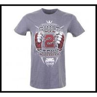 Santa Muerte - T-shirt - Black