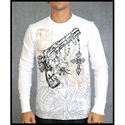 Rebel Spirit Men Revolver LS Thermals