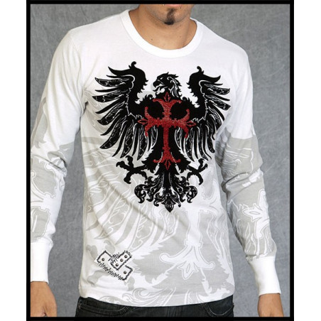 Rebel Spirit Men Royal Eagle LS Thermals