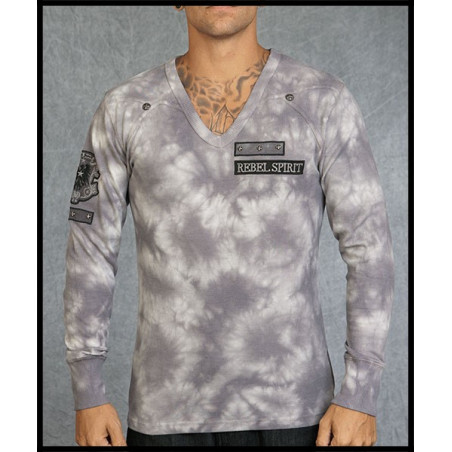 Rebel Spirit Men Brigade LS Thermals