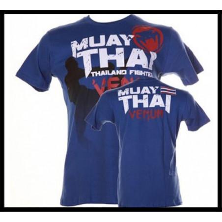 Bangkok Fury - Tshirt - Blue