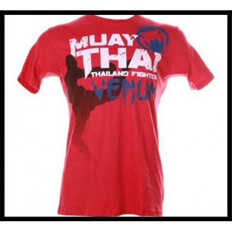 Bangkok Fury - Tshirt - Red