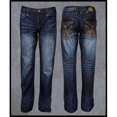 Crown Jeans Men Rebel Spirit