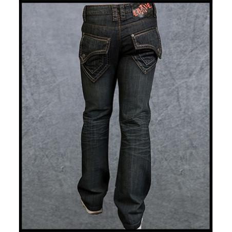 Jeans - CJ007-BLK