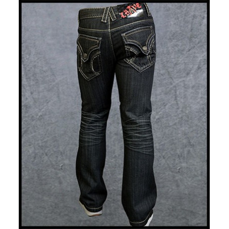 X Crave Jeans Men Rebel Spirit
