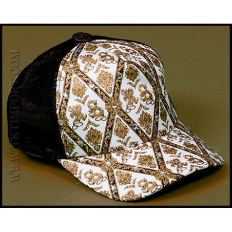 Hat - H1076-WHITE