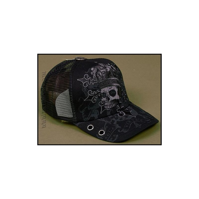 Hat - H1079-BLACK