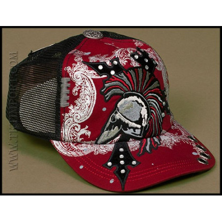 Hat - H1005-RED