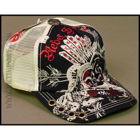 Hat - H1007-BLK