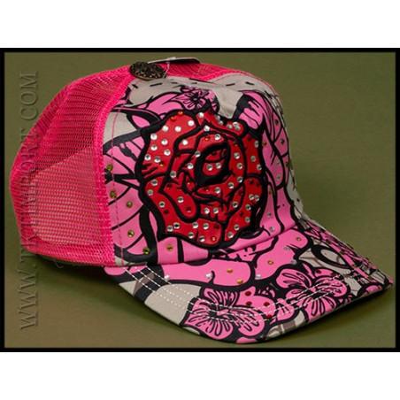 Hat - H1008-PINK