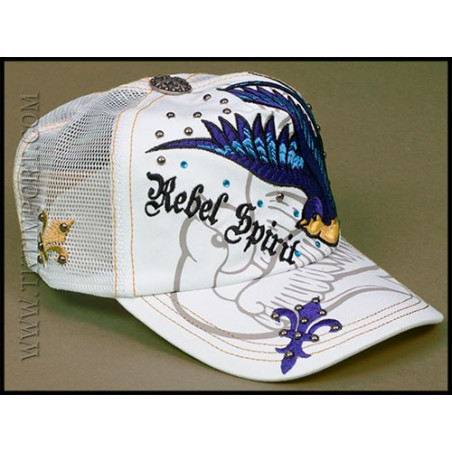 Rebel Spirit Bluebird Cap