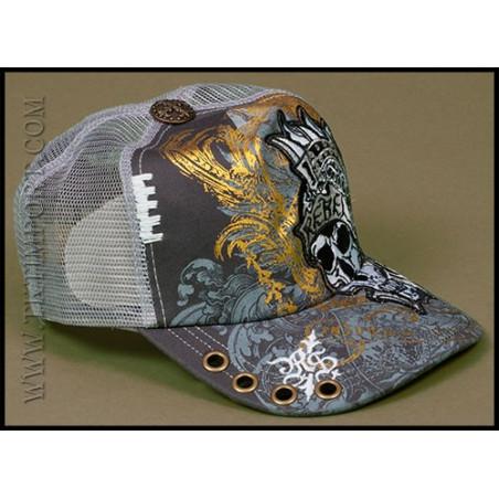 Hat - H1022-GREY