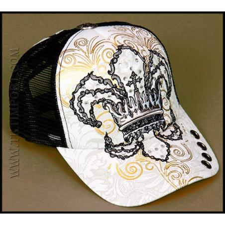 Hat - H1056-WHT