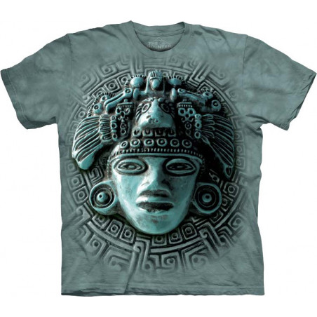 Mayan Mandala T-Shirt The Mountain