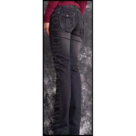 Fleur Jeans Women Rebel Spirit