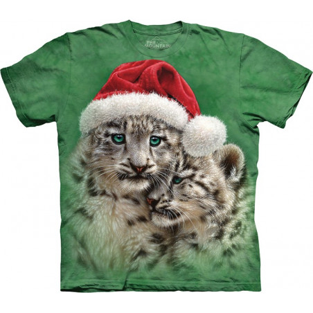 Leopards Playmates Christmas T-Shirt