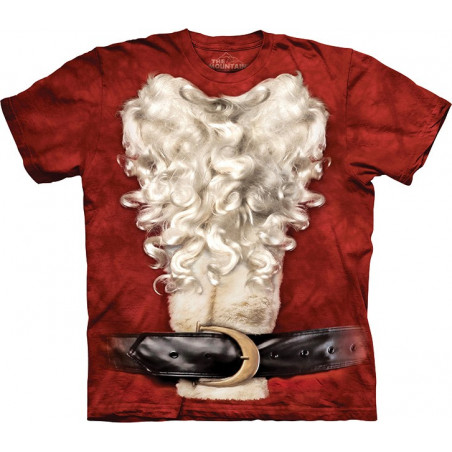 Santa Suit T-Shirt The Mountain