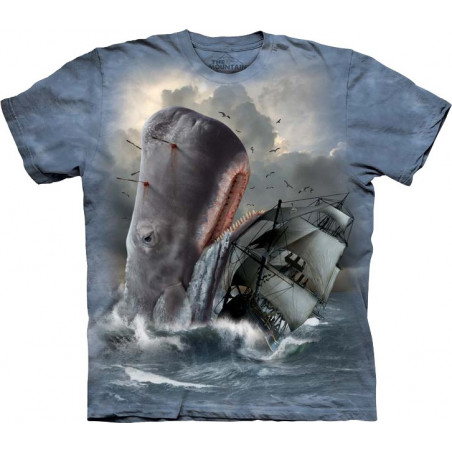 Moby Dick T-Shirt The Mountain