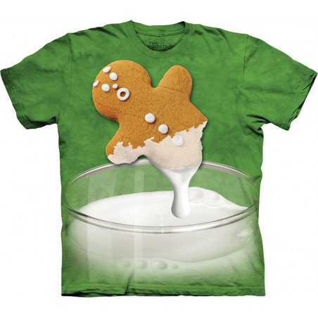 Gingerbread Dunk Attack T-Shirt