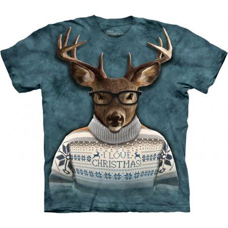 Deer Love Christmas T-Shirt