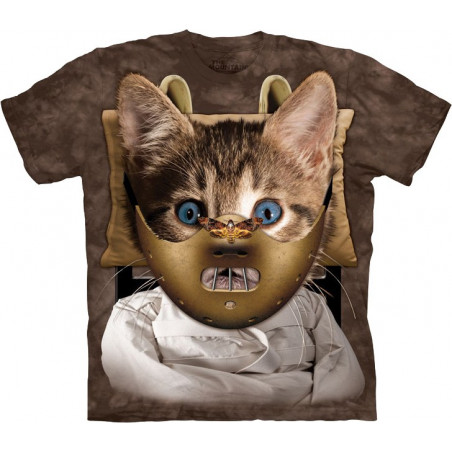 Catnibble Lector T-Shirt The Mountain