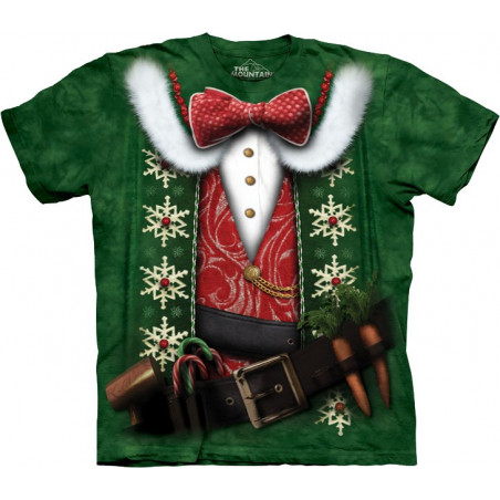 Elf Costume T-Shirt The Mountain