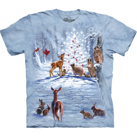 Wilderness Christmas T-Shirt