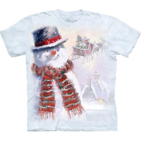 Happy Snowman T-Shirt