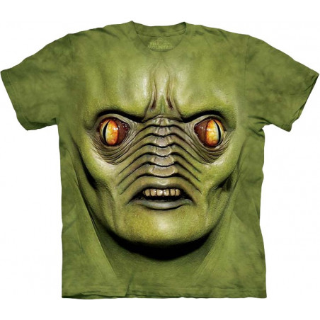 Big Face Andromeda T-Shirt The Mountain