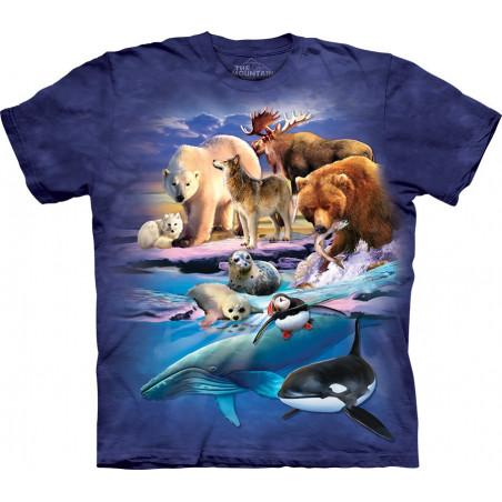 Graphic Alaska Gathering T-Shirt