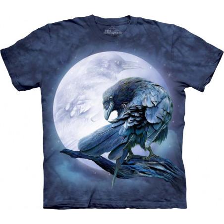 Raven Moon T-Shirt The Mountain
