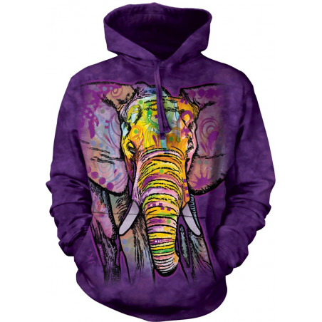 Russo Elephant Hoodie The Mountain