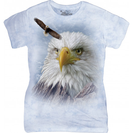 Eagle Mountain Ladies T-Shirt The Mountain
