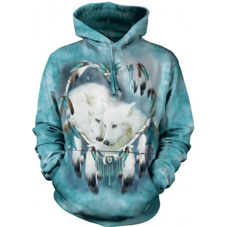Wolf Heart Hoodie