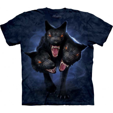 Cerberus T-Shirt The Mountain