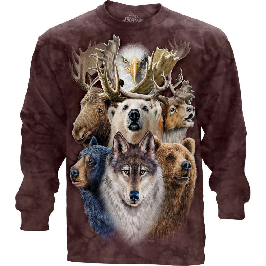 Animal T Shirts For Women