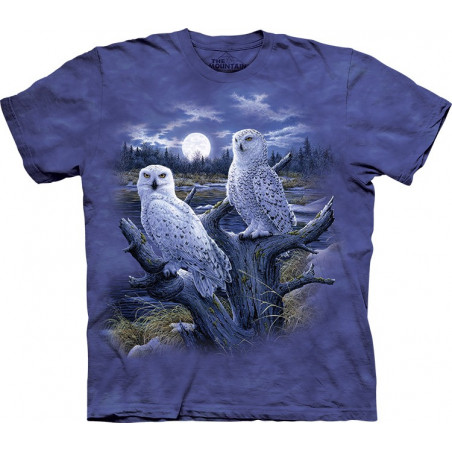 Snowy Owls T-Shirt The Mountain