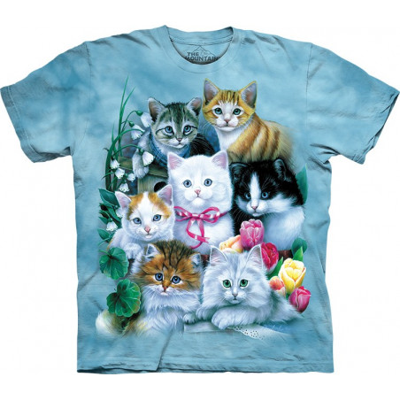 Kittens T-Shirt The Mountain