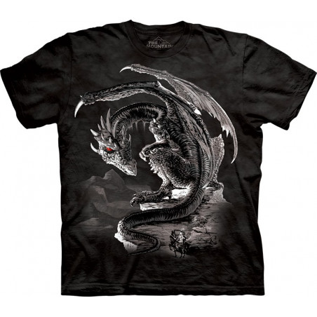 Bravery Misplaced T-Shirt The Mountain
