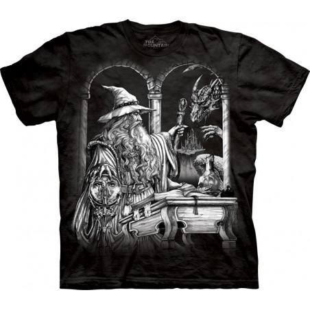 Wizard & Dragon T-Shirt The Mountain