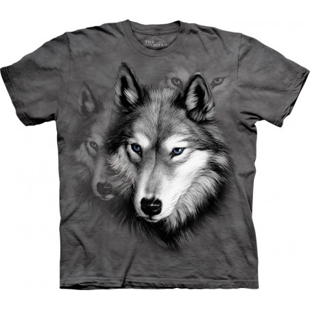 Wolf Portrait T-Shirt