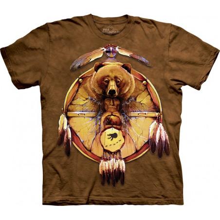 Bear Shield T-Shirt The Mountain