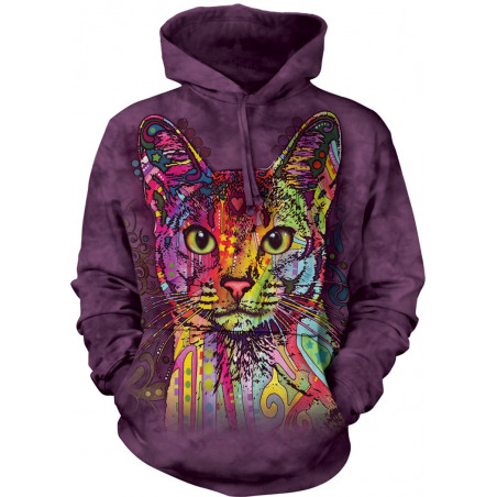 Abyssinian Hoodie The Mountain